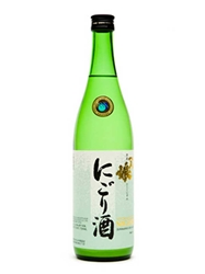 Hitorimusume Nigori Sake 720ML Bottle