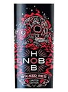 Hob Nob Wicked Red 750ML Label
