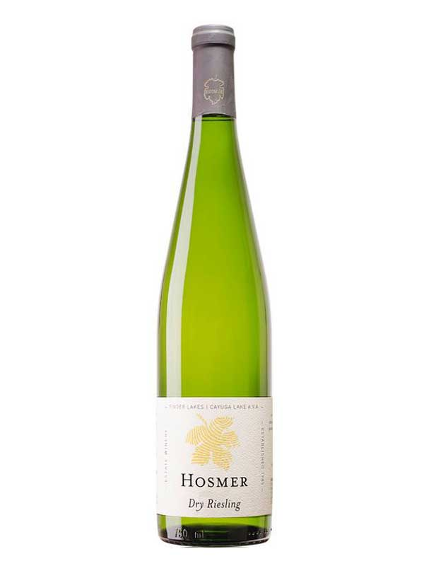 Hosmer Winery Dry Riesling Finger Lakes 750ML Bottle