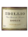 Idillio Dolce Vignabaldo NV 750ML Label