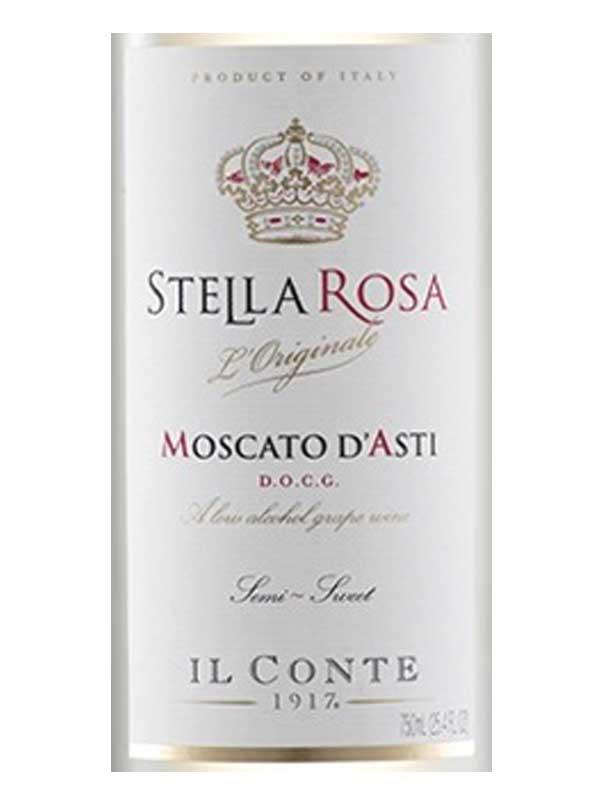 Stella Rosa Wines Il Conte Stella Rosa Moscato D Asti
