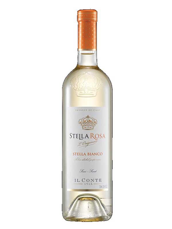 Stella Rosa Wines - Il Conte Stella Rosa Stella Bianco ...