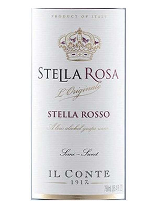 Stella Rosa Wines Il Conte Stella Rosa Stella Rosso Semi