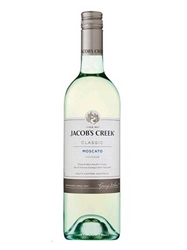 Jacobs Creek Classic Moscato South Eastern Australia 2015 750ML Bottle