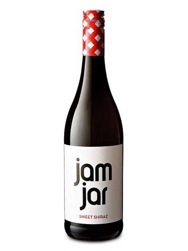 Jam Jar Sweet Shiraz Western Cape 750ML Bottle