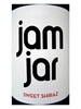 Jam Jar Sweet Shiraz Western Cape 750ML Label