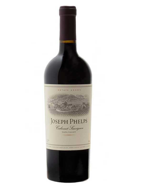 Joseph Phelps Cabernet Sauvignon Napa Valley 2013 750ML Bottle