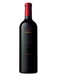Justin Vineyards & Winery Savant Proprietary Red Paso Robles 2017 750ML Bottle