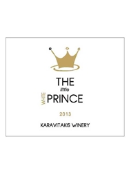 Karavitakis Winery The Little Prince White Crete 2013 750ML Label