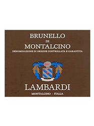 Lambardi Brunello di Montalcino 2010 750ML Label