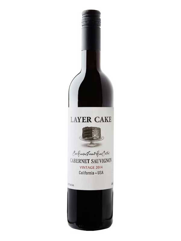 Layer Cake Wine Review Cabernet