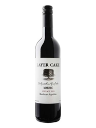 Layer Cake Malbec Mendoza 750ML Bottle
