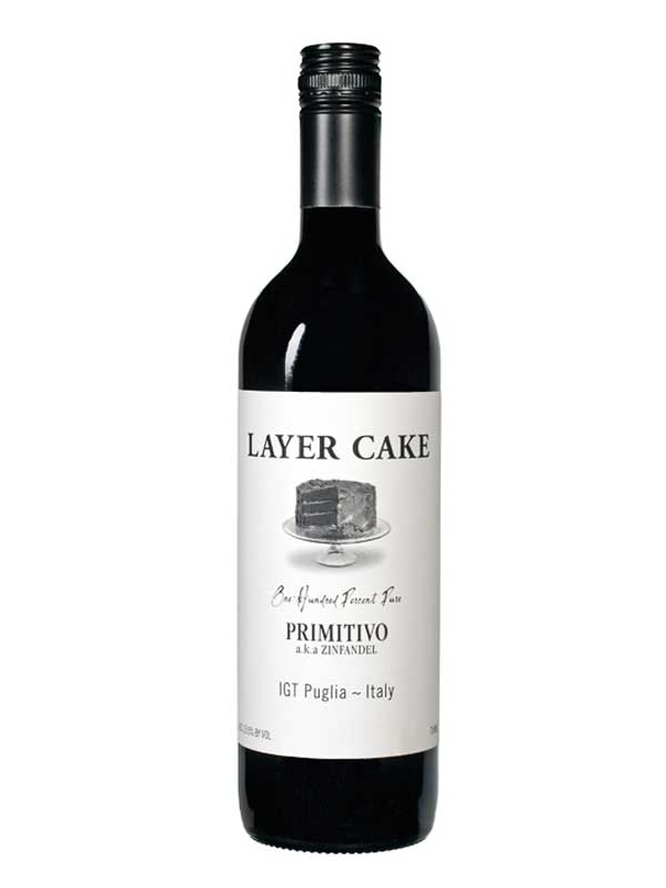 Layer Cake Wine Primitivo Review