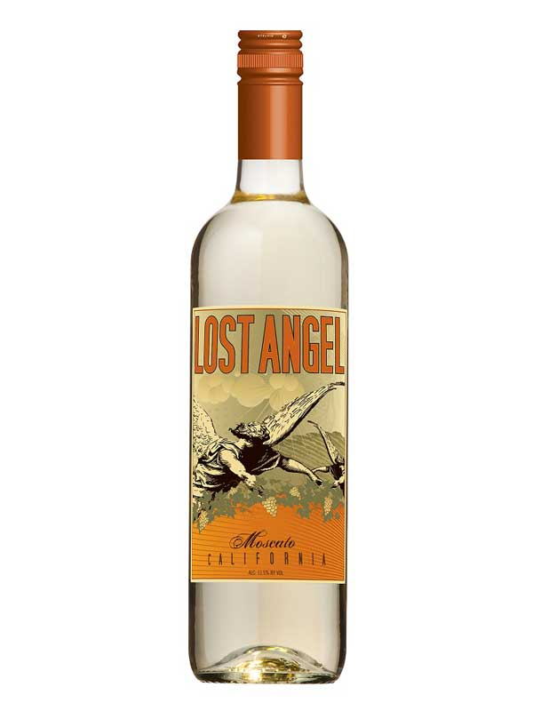 Lost Angel Moscato 2014 750ML Bottle
