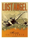 Lost Angel Moscato 750ML Label