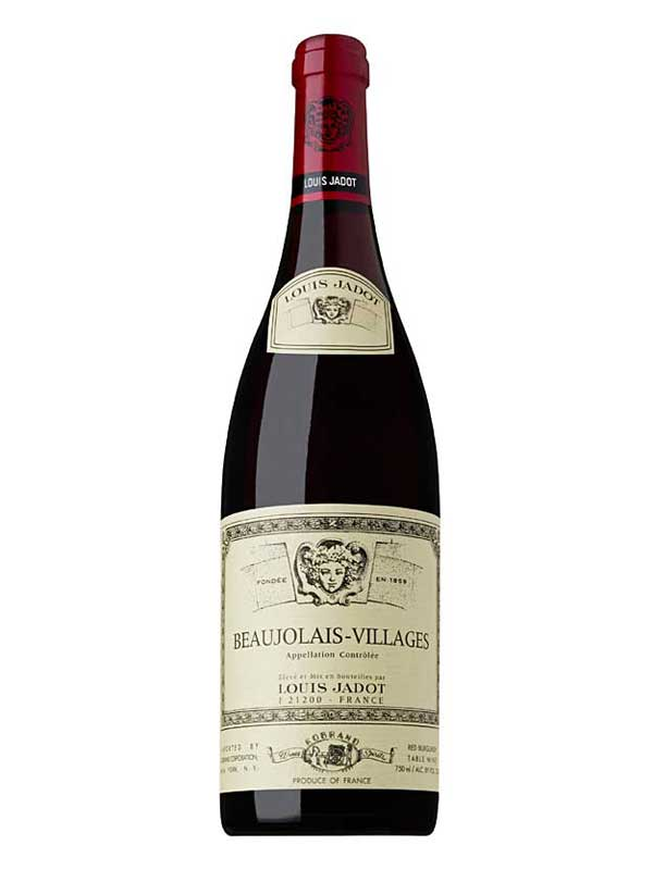 Louis Jadot Beaujolais Villages 750ML Bottle