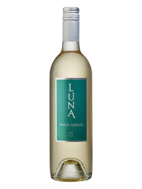 Luna Vineyards Pinot Grigio Napa Valley 2013 750ML Bottle