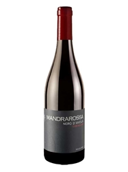 MandraRossa Nero DAvola Sicily 750ML Bottle