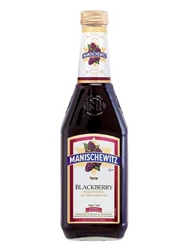 Manischewitz Blackberry 750ML Bottle