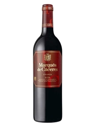 Marques de Caceres Crianza Rioja 750ML Bottle