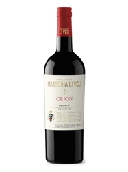 Masseria Li Veli Orion Primitivo Salento 750ML Bottle