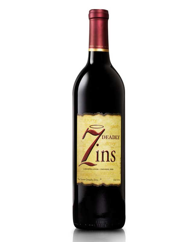 Michael and David Phillips Seven Deadly Zins Lodi 2012 750ML Bottle