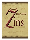 Michael and David Phillips Seven Deadly Zins Lodi 2013 750ML Label