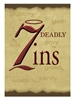 Michael and David Phillips Seven Deadly Zins Lodi 750ML Label