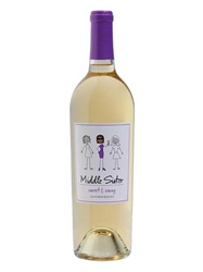 Middle Sister Sweet & Sassy Moscato NV 750ML Bottle