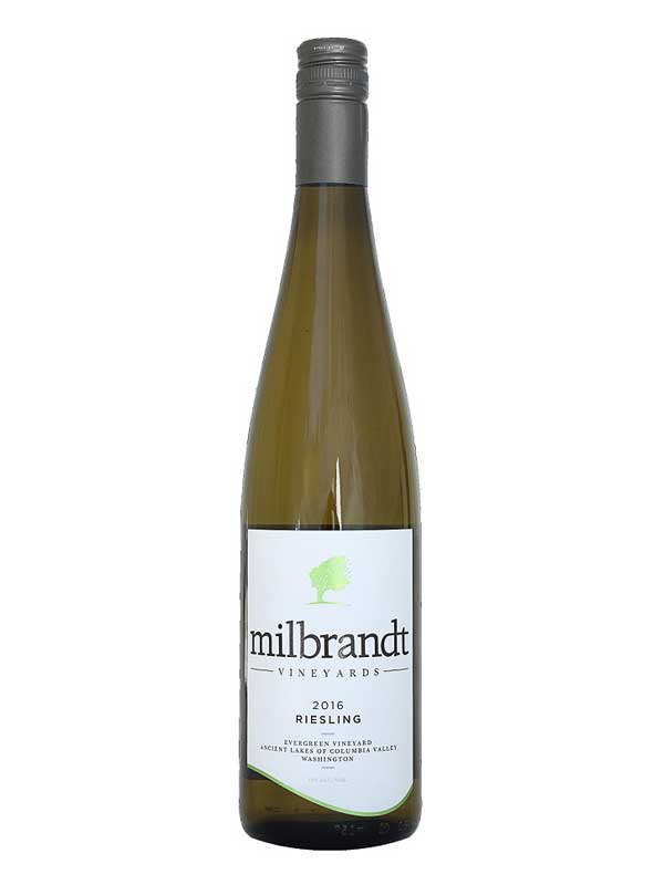 Milbrandt Vineyards Riesling Traditions Columbia Valley 2016 750ML Bottle