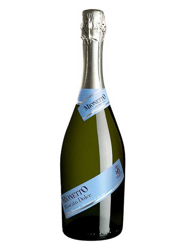 Mionetto Moscato Dolce Spumante Valdobbiadene NV 750ML Bottle