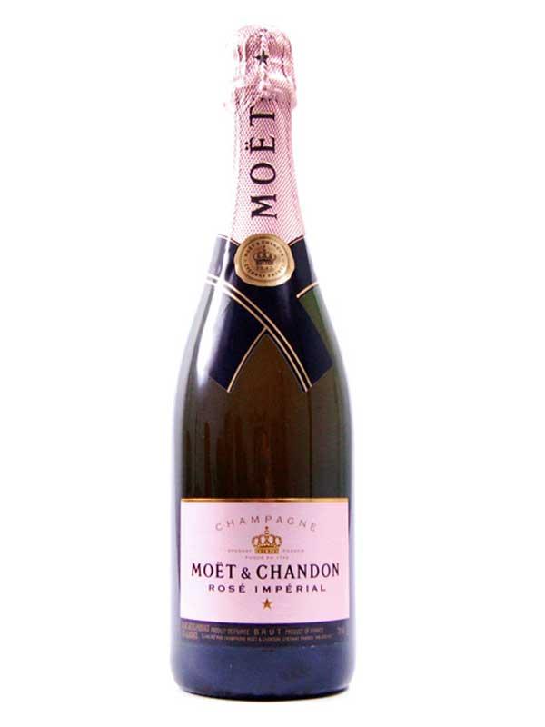 Moet & Chandon - Moet & Chandon Brut Imperial Rose NV ...