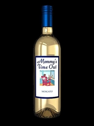 Mommys Time Out Moscato Delle Venezie 750ML Bottle