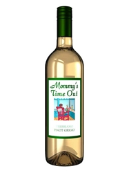 Mommys Time Out Trebbiano Pinot Grigio Delle Venezie 750ML Bottle