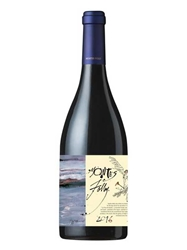 Montes Folly Syrah Rapel Valley 2016 750ML Bottle