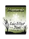 Montezuma Winery Lake Effect Blush Cranberry Apple Wine Finger Lakes NV 750ML Label