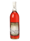 Montezuma Winery Lake Effect Blush Cranberry Apple Wine Finger Lakes NV 750ML Bottle
