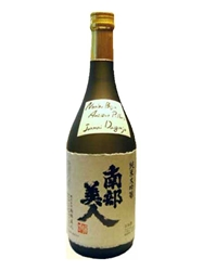 Nanbu Bijin Ancient Pillars Junmai Daiginjo NV 720ML Bottle