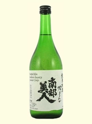 Nanbu Bijin Southern Beauty Junmai Ginjo NV 720ML Bottle
