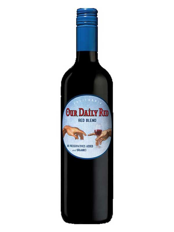Nevada County Wine Guild Our Daily Red 750ML Bottle