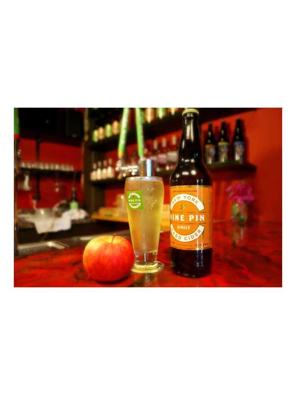 Nine Pin Cider Works Nine Pin Cider Works Ginger Hard