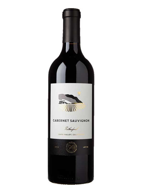 Ninety Plus (90+) Cellars Cabernet Sauvignon Lot 94 Collector Series Rutherford 750ML Bottle