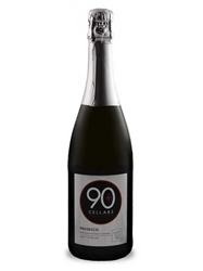 Ninety Plus (90+) Cellars Prosecco Extra Dry Lot 50 750ML Bottle