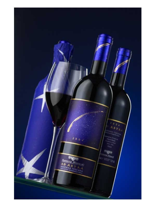 Nittardi Maremma Ad Astra 2004 750ML Bottle