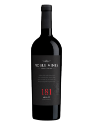 Noble Vines 181 Merlot 750ML Bottle