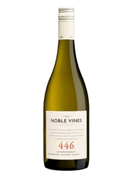 Noble Vines 446 Chardonnay Monterey 750ML Bottle