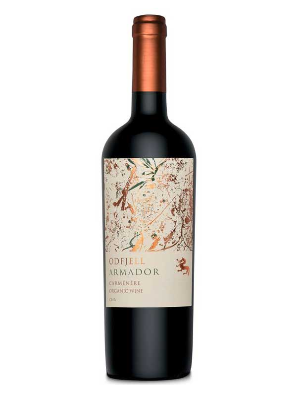 Odfjell Carmenere Armador Maipo Valley 750ML Bottle