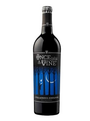 Once Upon A Vine A Villainous Zinfandel 2013 750ML Bottle