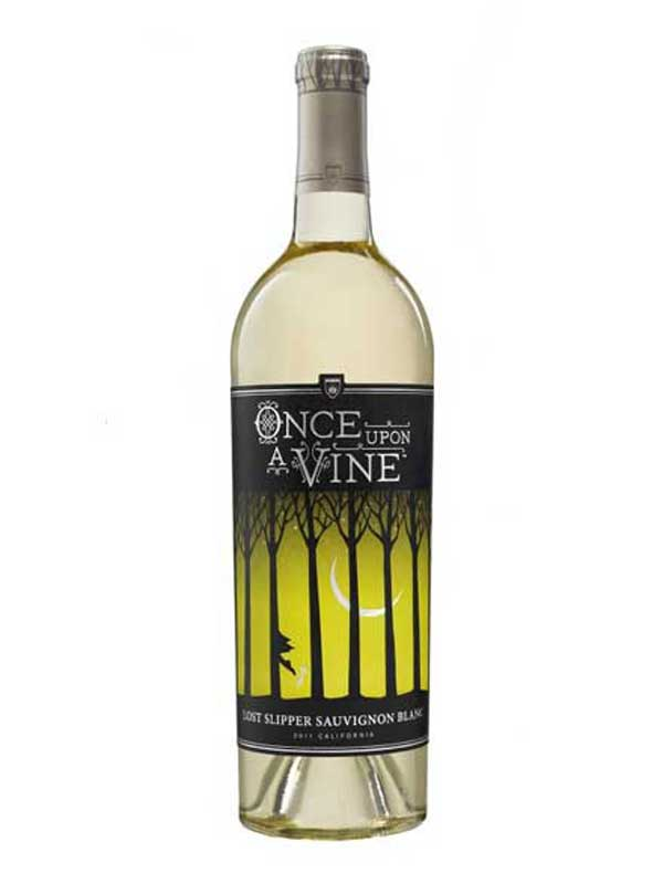 Once Upon A Vine, The Lost Slipper Sauvignon Blanc 2015 750ML Bottle