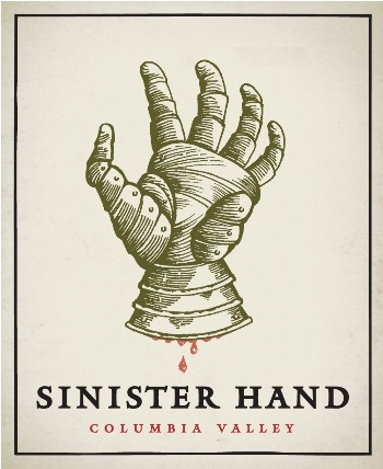Owen Roe Sinister Hand Columbia Valley 2014 750ML Label
